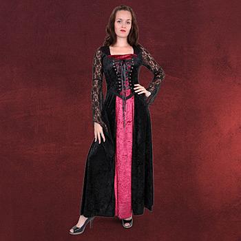 Gothic Kleid Mystica - Kostüm