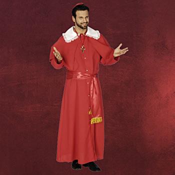 Kardinal - Kostüm