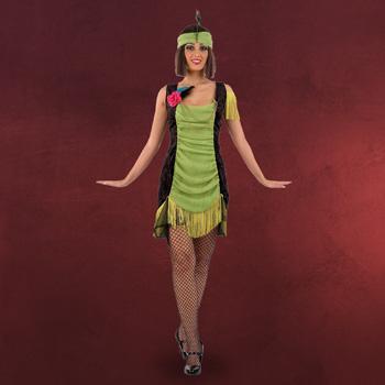 Charleston Kleid - Kostüm