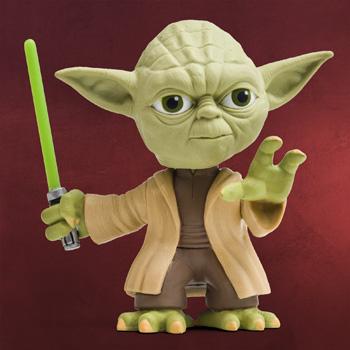 Star Wars - Yoda Wackelkopf Figur