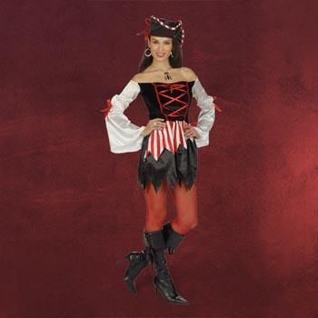 Piraten Girl - Kostüm