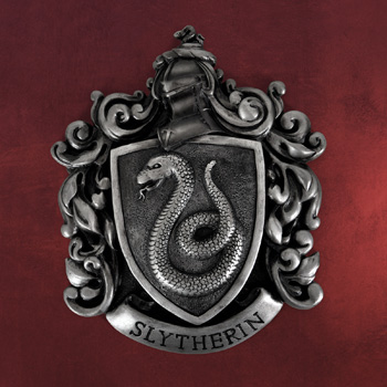 Harry Potter - Slytherin Wappen