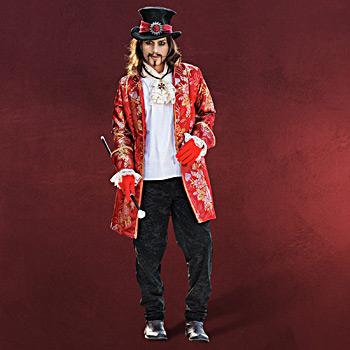 Hutmacher - Deluxe Kostüm Herren