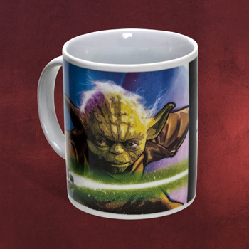 Star Wars - Yoda Tasse