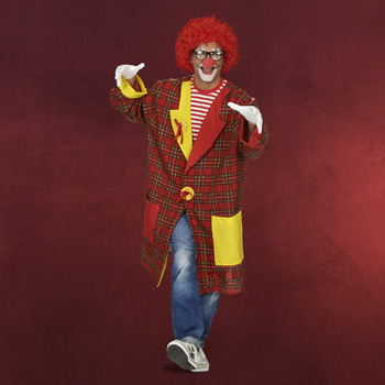 Clown Mantel