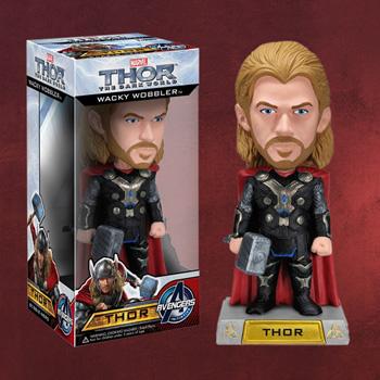 Thor Wackelkopf Figur