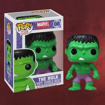 Hulk - Marvel Wackelkopf-Figur