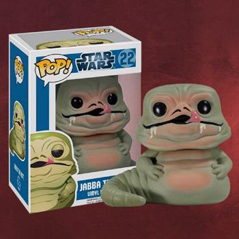 Star Wars - Jabba Wackelkopf Figur