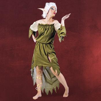 Wiesen Elfe Kostüm Damen