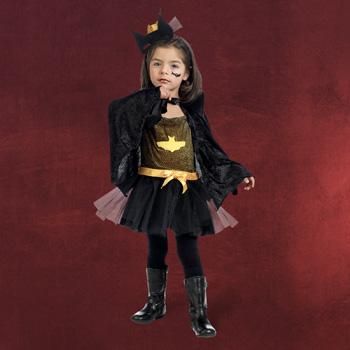 Bad Girl Superhelden Kinderkostüm