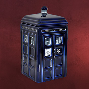 Doctor Who - Tardis Keksdose