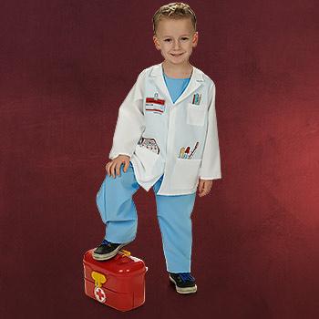Arzt Doktor Kostüm Kinder