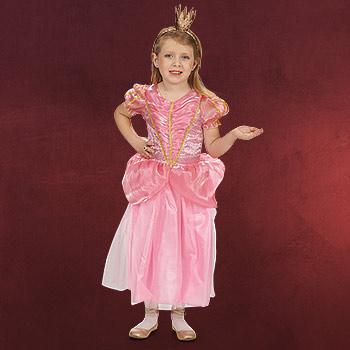 Prinzessin Rosa Kinder Kostüm