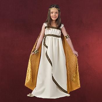 Griechische Prinzessin - Kinderkostüm