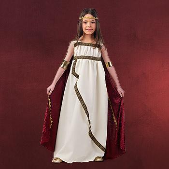 Römische Prinzessin - Kinderkostüm
