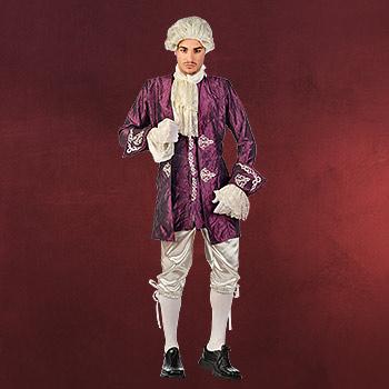 Casanova - Barock Kostüm Herren
