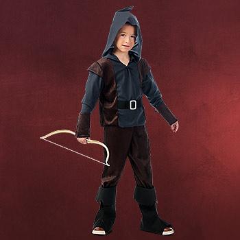 Robin Hood - Kostüm Kinder