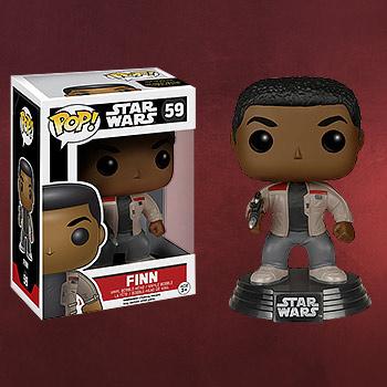 Star Wars - Finn Wackelkopf-Figur