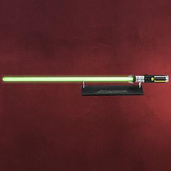 Star Wars - Yoda Lichtschwert Force FX Replik
