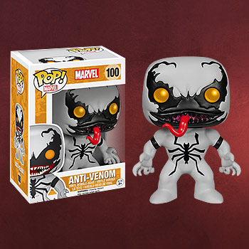 Marvel - Anti-Venom Wackelkopf-Figur exklusiv