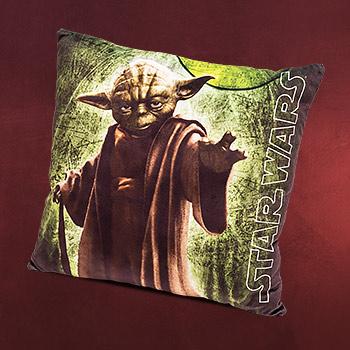 Star Wars - Yoda Kissen