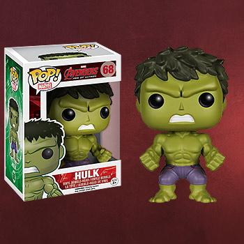 Avengers - Hulk Wackelkopf-Figur