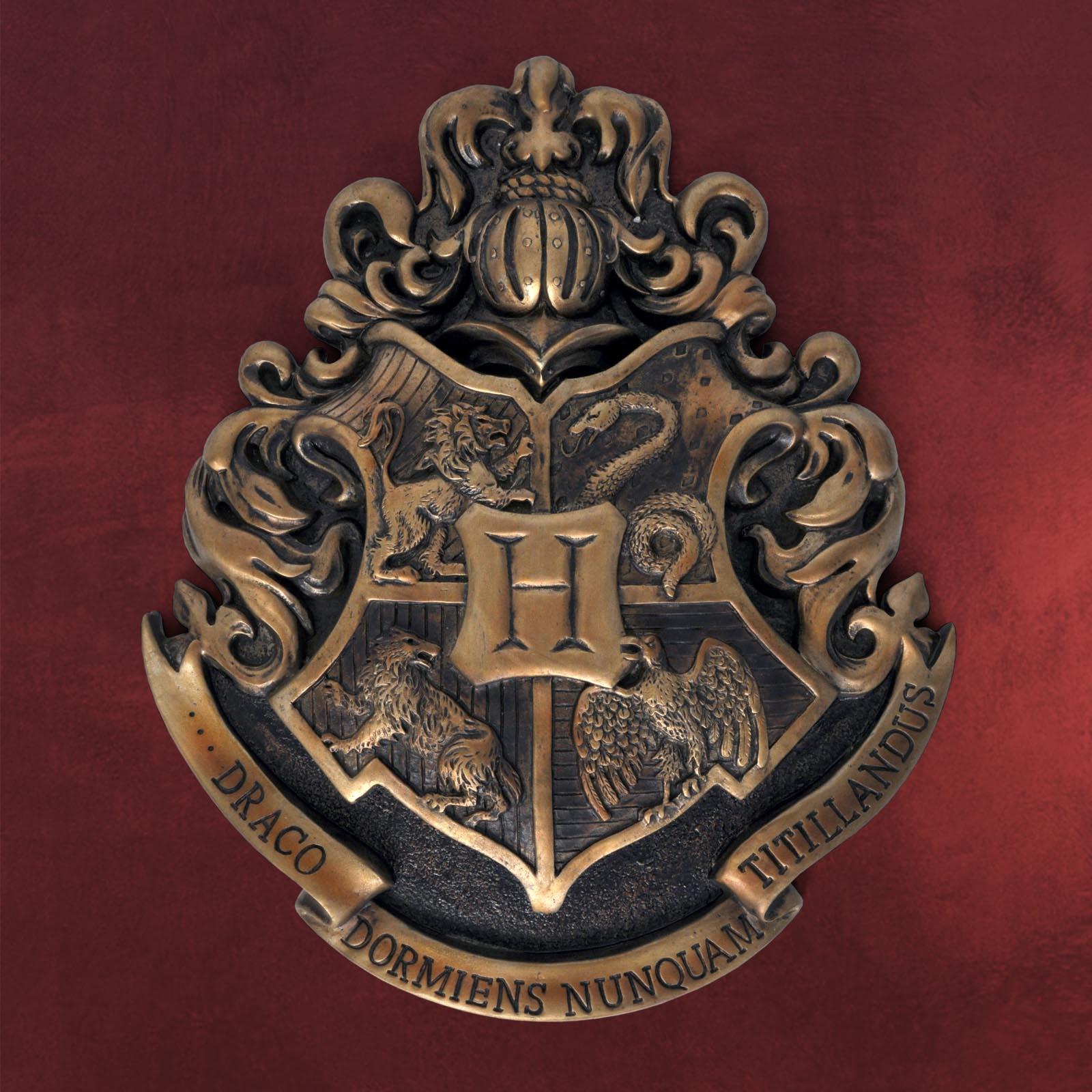 harry potter hogwarts wappen elbenwald. Black Bedroom Furniture Sets. Home Design Ideas