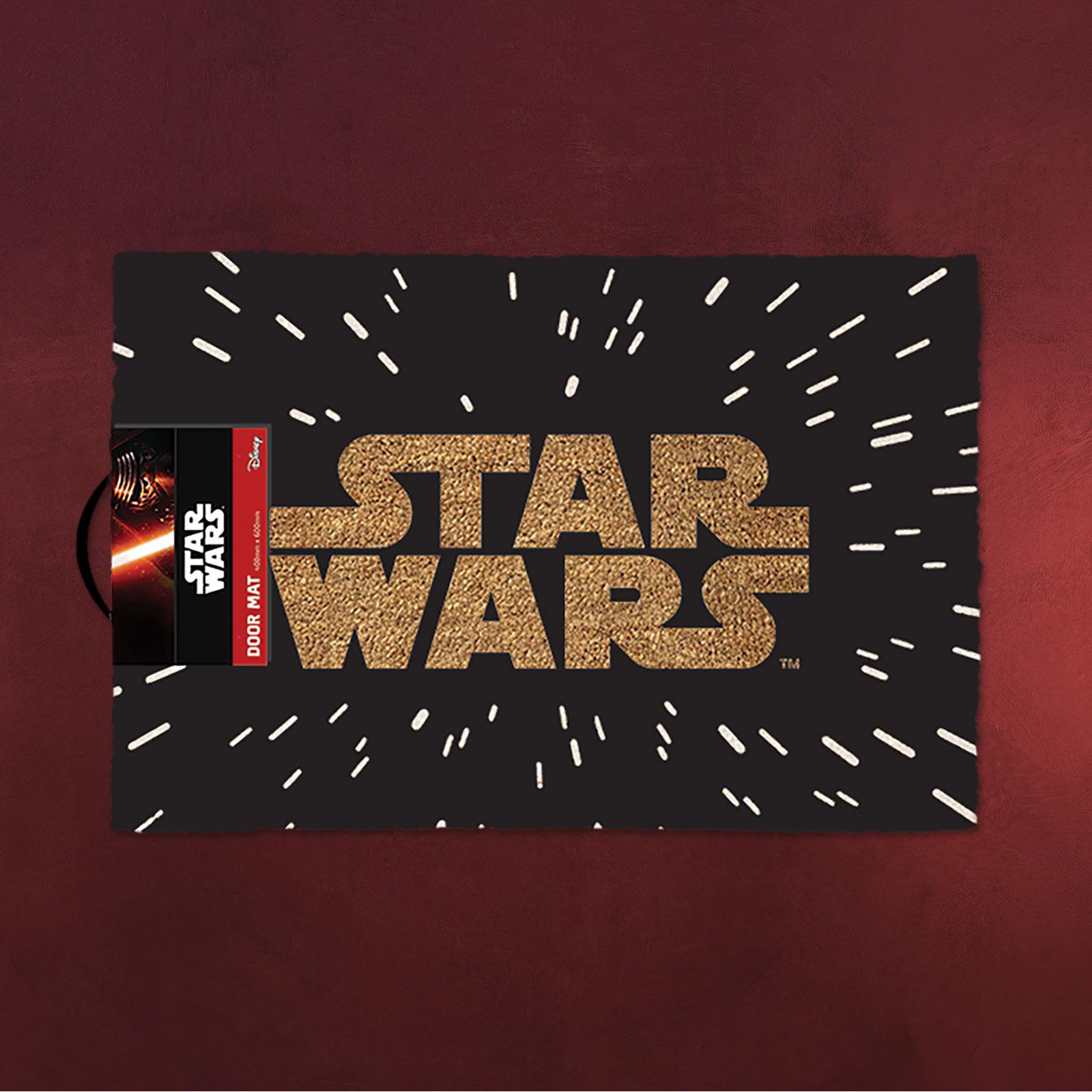 star wars logo fu matte elbenwald. Black Bedroom Furniture Sets. Home Design Ideas