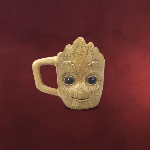 Guardians of the Galaxy - Groot 3D Espresso Tasse
