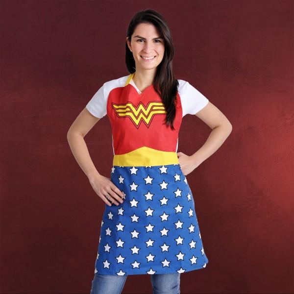 Wonder Woman - Logo Schürze