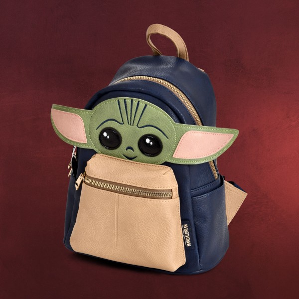 Grogu Mini Rucksack - Star Wars The Mandalorian