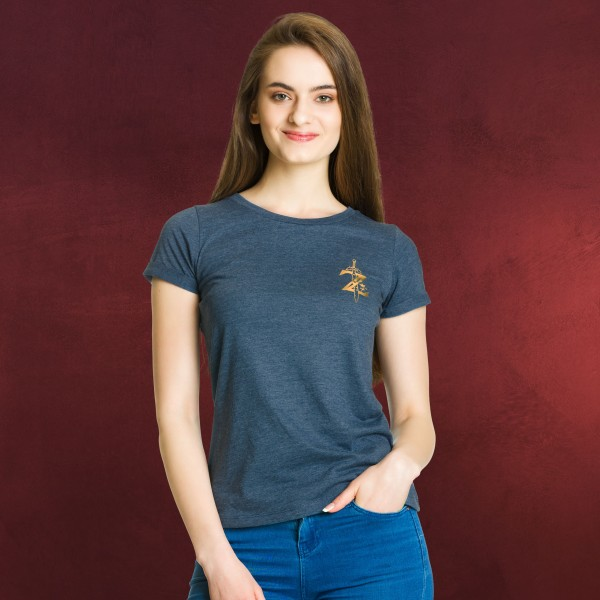Zelda - Breath of the Wild Logo Girlie Shirt