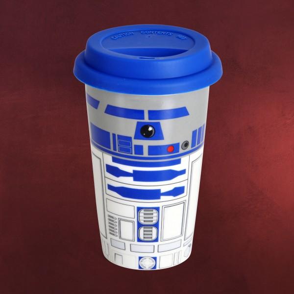 Star Wars - R2-D2 To Go Becher