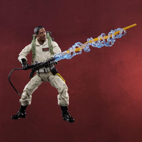 Ghostbusters - Winston Zeddemore Actionfigur 15 cm