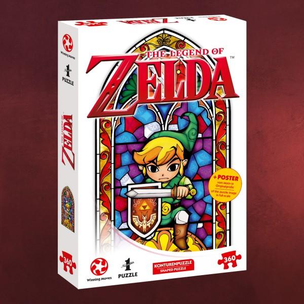 Zelda - Link Wind Waker Puzzle