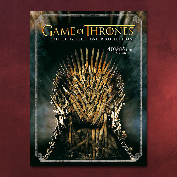Game of Thrones - Die offizielle Poster-Kollektion
