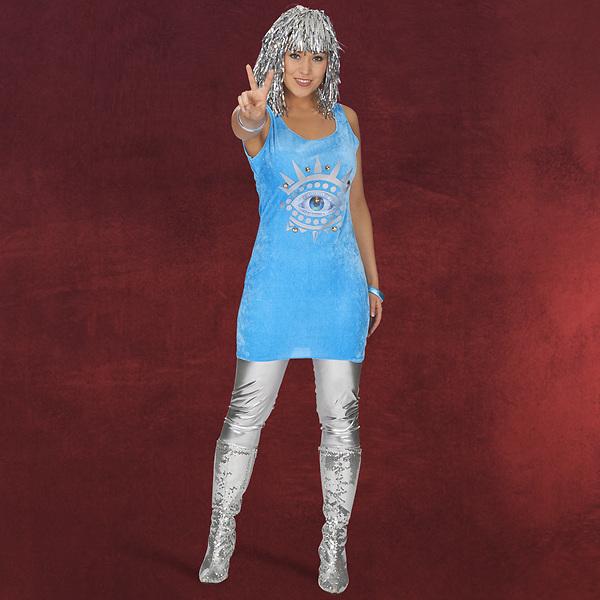Blue Eye Kleid Damen
