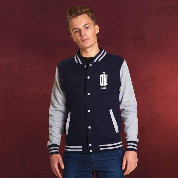 Doctor Who - Tardis College Jacke