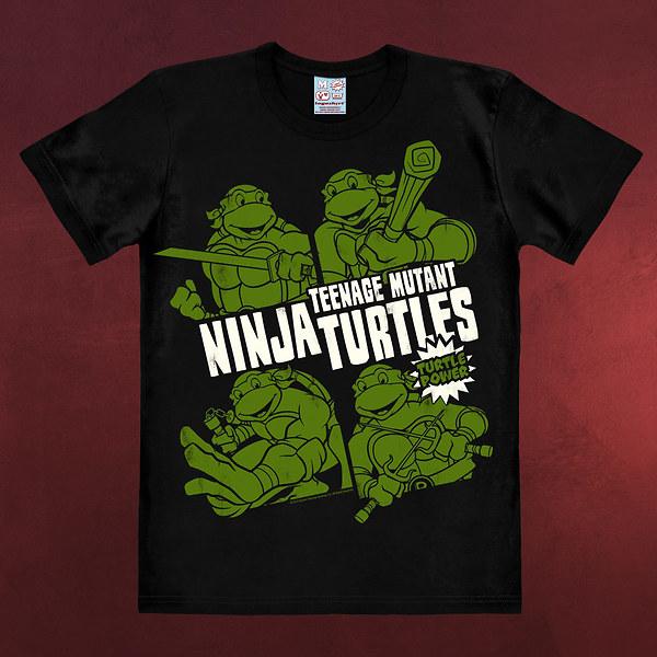 Teenage Mutant Ninja Turtles - Turtle Power T-Shirt