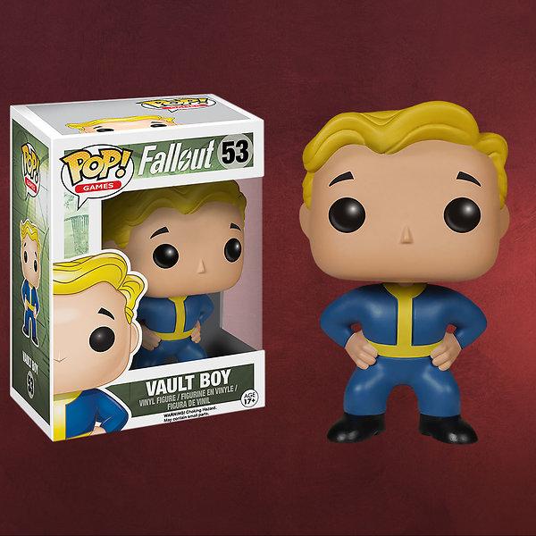 Fallout - Vault Boy Mini-Figur
