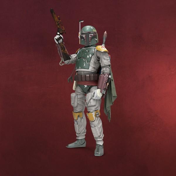 Star Wars - Boba Fett Actionfigur Deluxe 16 cm