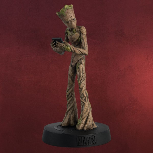 Guardians of the Galaxy - Groot Hero Collector Figur 12 cm
