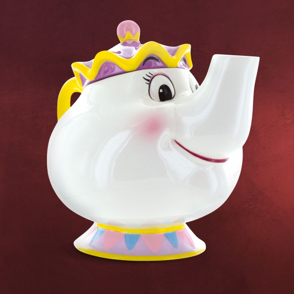 Die Schöne und das Biest - Madame Pottine Teekanne