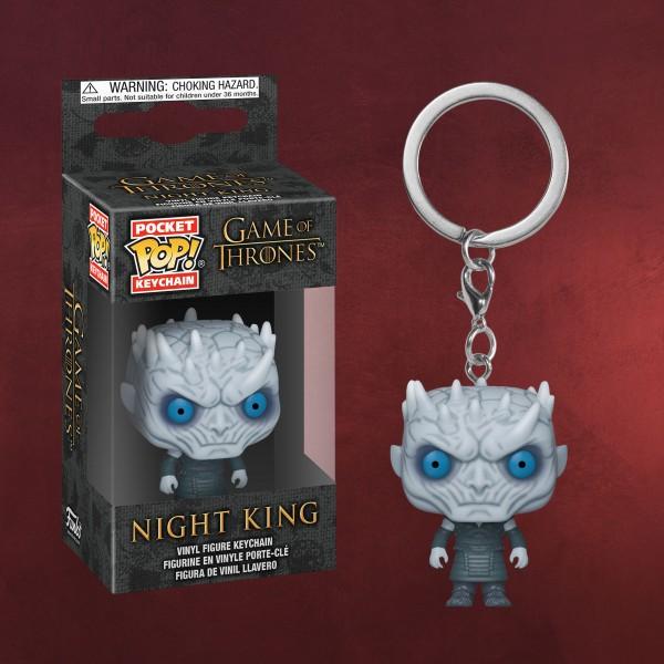 Game of Thrones - Nachtkönig Funko Pop Schlüsselanhänger