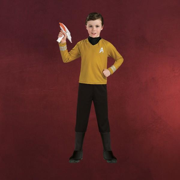 Star Trek - Captain Kirk Movie Kostüm Kinder
