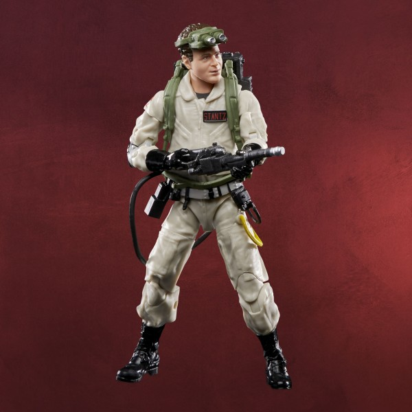 Ghostbusters - Dr. Ray Stantz Actionfigur 15 cm