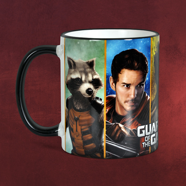 Guardians of the Galaxy - Characters Tasse