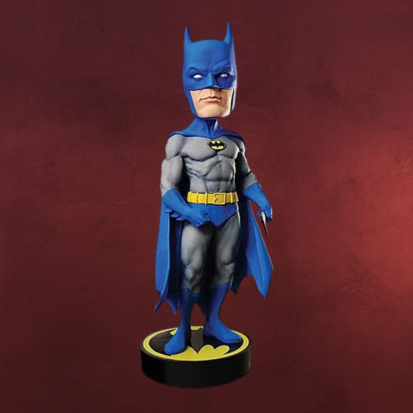 Batman - Head Knockers Wackelkopf-Figur Deluxe
