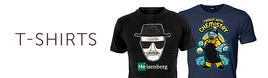 Breaking Bad - T-Shirts