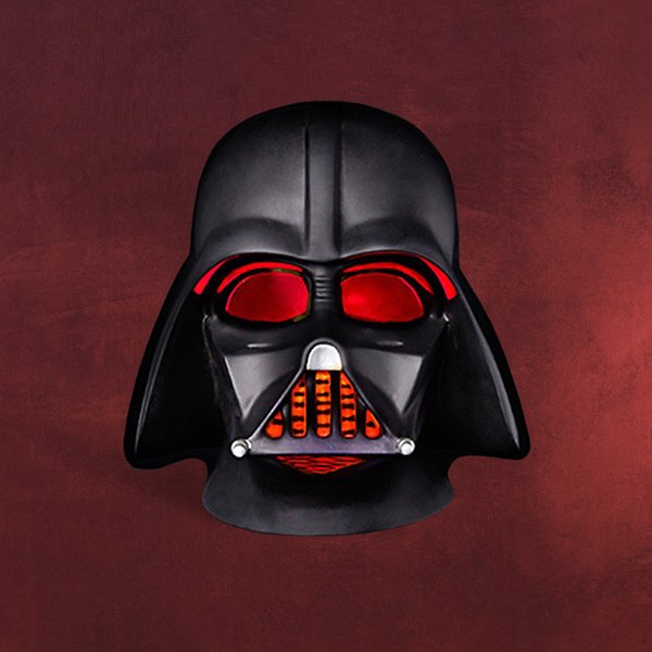 Star Wars - Darth Vader 3D Lampe